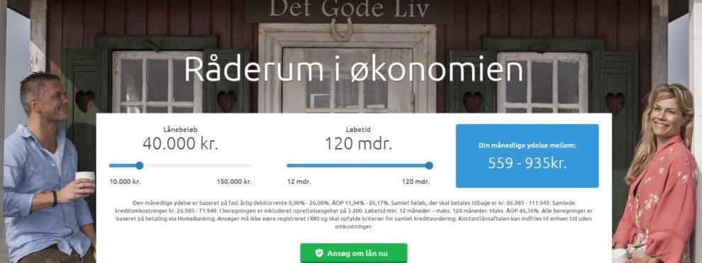 spargofinans.dk