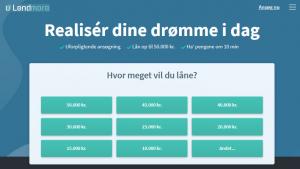 mini anmeldelse af lendmore.dk